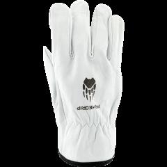 White Wolf Driver Gloves (Unlined) - MEDIUM