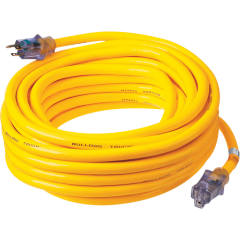 80' Extension Cord - 16/3
