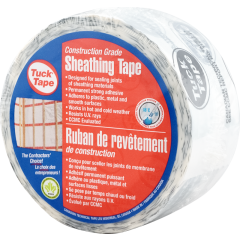 White Sheathing Tape