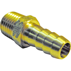 "3/8"" Male Hose End - 2 Pack"