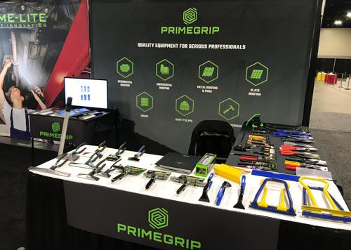 Booth PrimeGrip